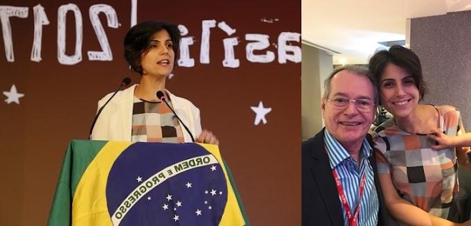 Congresso do PC do B apresenta Manuela D'Ávila como candidata como pré-candidata à Presidência da República