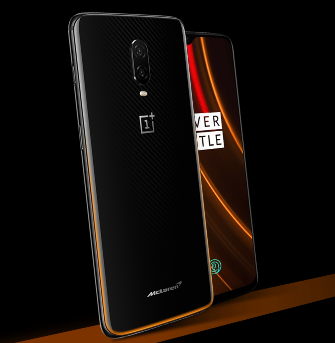 OnePlus 6T McLaren Edition With 10GB RAM, Finer Glass Back