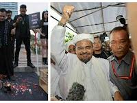 VIDEO: Kisah Habib Rizieq Diserang Dukun Saat Jadi Saksi Sidang Ahok, Ini Cara Menangkalnya