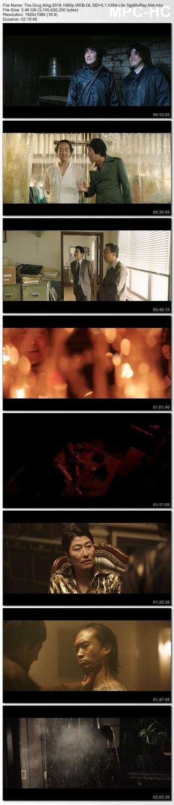 Screenshots Download Ma-yak-wang (2018)