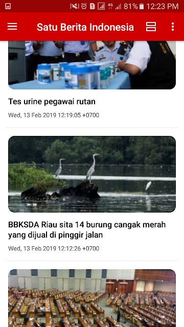 "#News - #Promo Aplikasi Berita Terbaru ""Satu Berita Indonesia"""