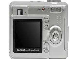 Picture Kodak EasyShare C533 Driver Download