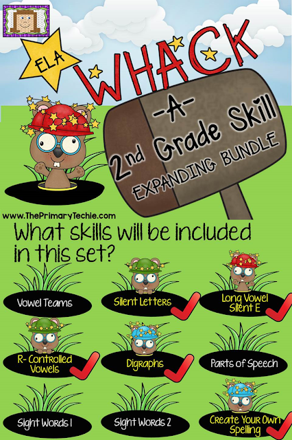Click here to see the 2nd Grade Bundle!