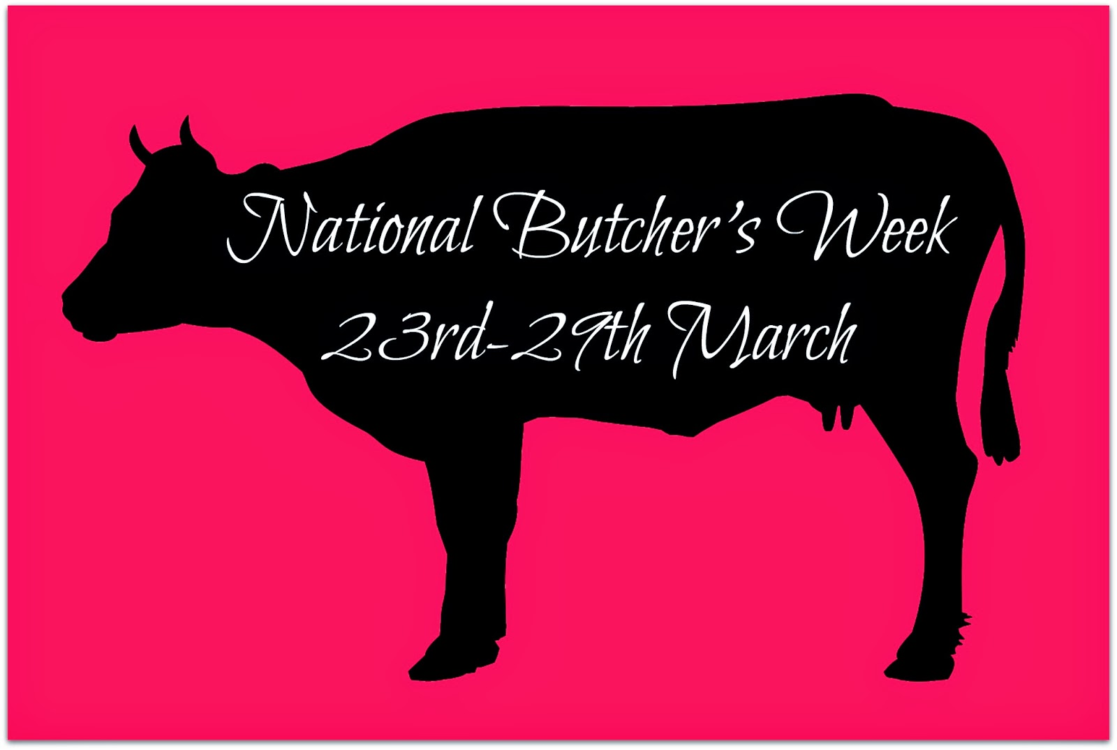 National Butcher's Week