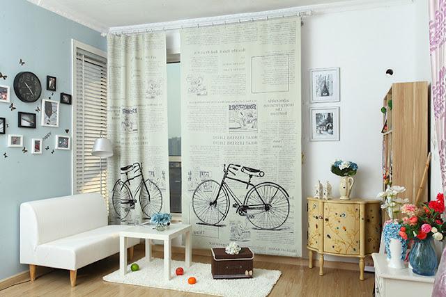 Cortinas modernas y personalizadas con fotos - Cortinas diseno moderno ...