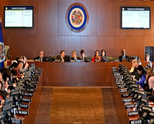 OEA convocó dos sesiones para discutir situación de Venezuela