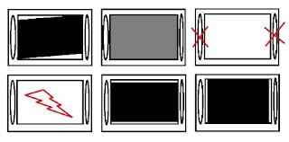 Jenis kerusakan televisi yang cara memperbaikinya tidak membutuhkan jasa teknisi