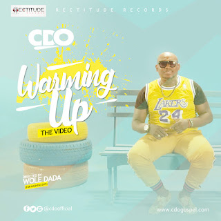 CDO premieres official music video for hit single WARMING UP.