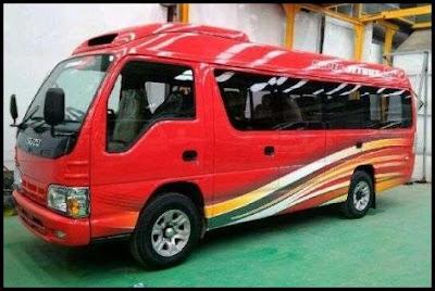 Jasa Travel Karawaci Lampung