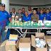 Entrega regidora material médico a Protección Civil de Río Bravo