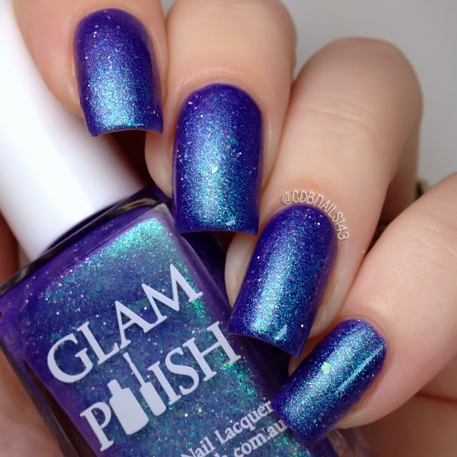 Glam Polish-The Ghost Next Door