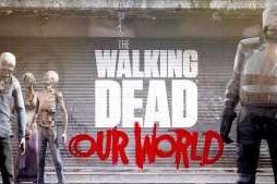 The Walking Dead Our World MOD APK v11.1.0.3 GOD MODE (Free Update 2020)