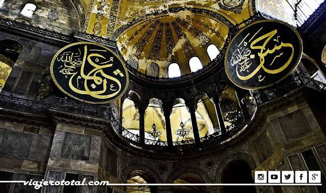 Santa Sofia - Estambul, Turquia