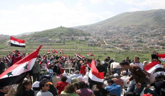 الجمعية العامة تصوت بأغلبية ساحقة بسيادة سورية على الجولان..الجعفري سنستعيده سلماً أو حرباً