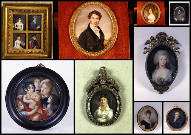 Il ritratto a miniatura