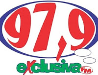 Rádio Exclusiva FM 97,9 de Pompéu MG