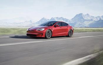 Tesla công bố Model S mới, tăng tốc nhanh nhất thế giới, chạy 837 km cho một lần sạc