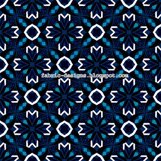 geometric patterns and vectors fabric
