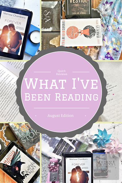 Quick Reviews on Reading List - What I've been reading...