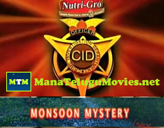 Monsoon Mystery -CID Detective Serial -21st July