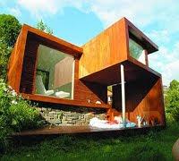 Casa modular de verano