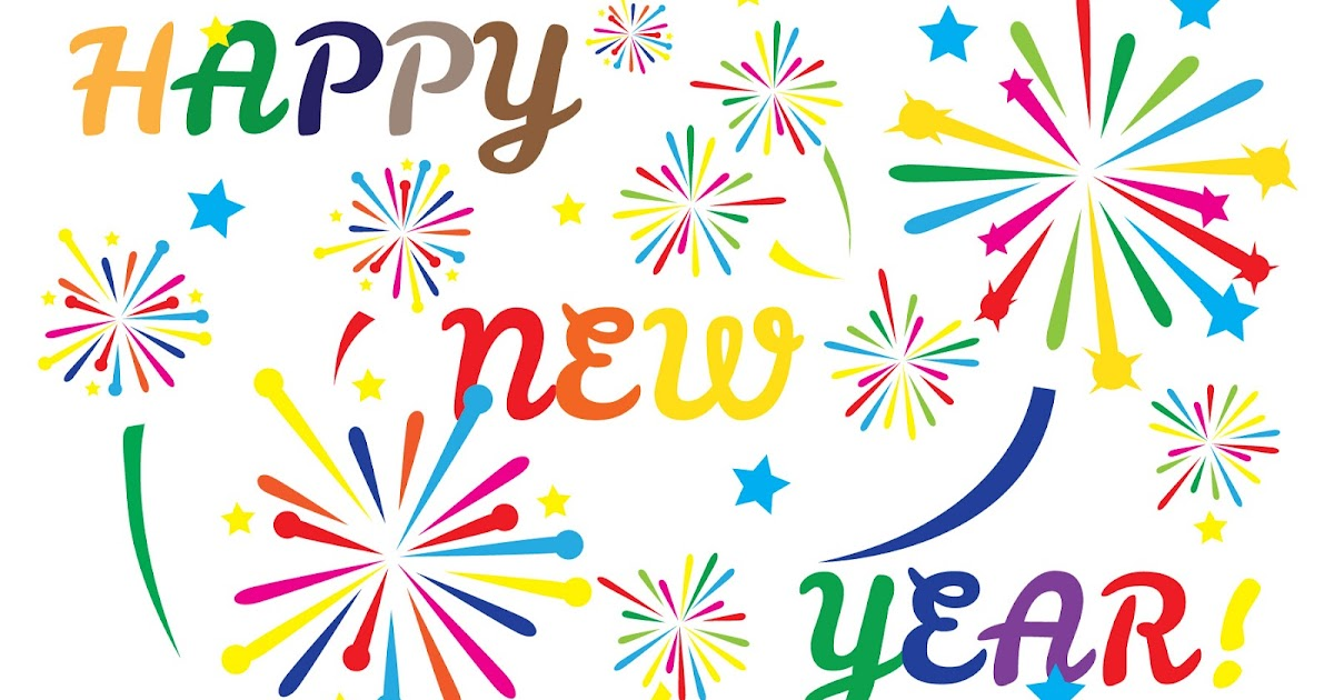 Stitchin' N Stampin' On Paper: Happy New Year