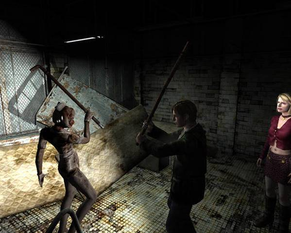 Silent hill 2 ps2 free download