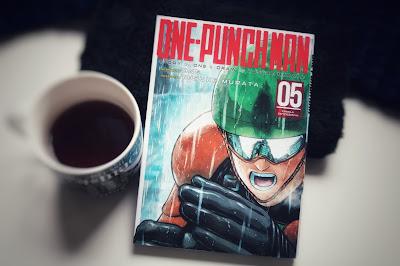 Yusuke Maruta & One - One-Punch Man t.5 - Chwała zwyciężonym