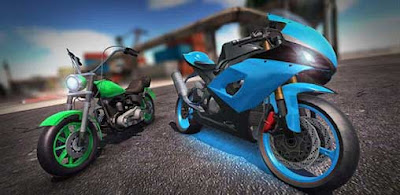Ultimate Motorcycle Simulator Apk + Mod Money for Android Offline