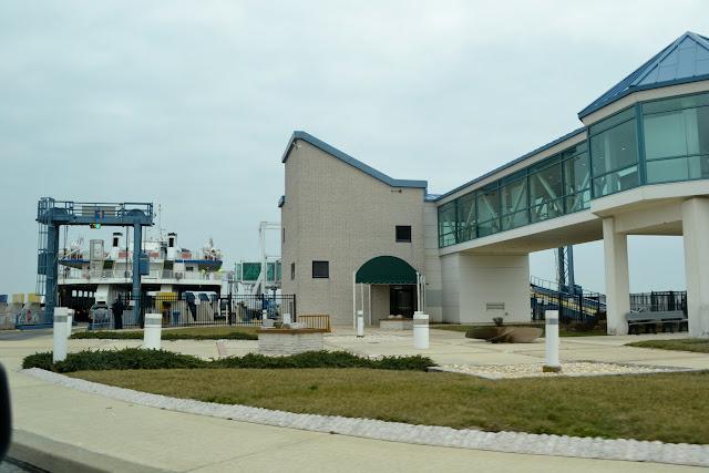 Паром Кейп-Мей - Льюїс (Cape May-Lewes Ferry)