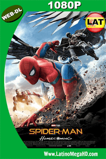 Spider-Man: de Regreso a Casa (2017) Latino HD WEB-DL 1080P - 2017