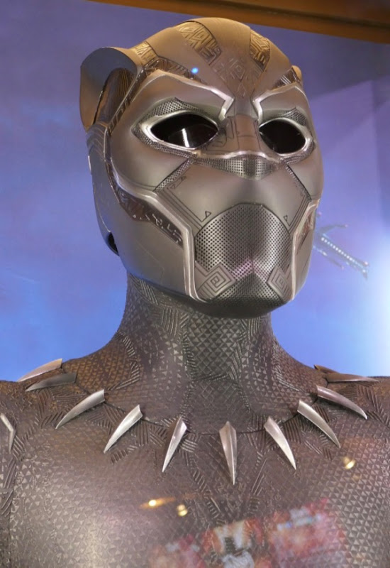 Black Panther movie mask