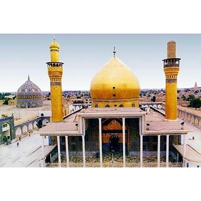 ضريح الامام الحسين
