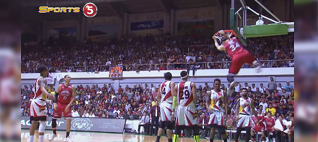 Chris Ellis with the NASTY Throwdown Against SMB in Game 2 (VIDEO)