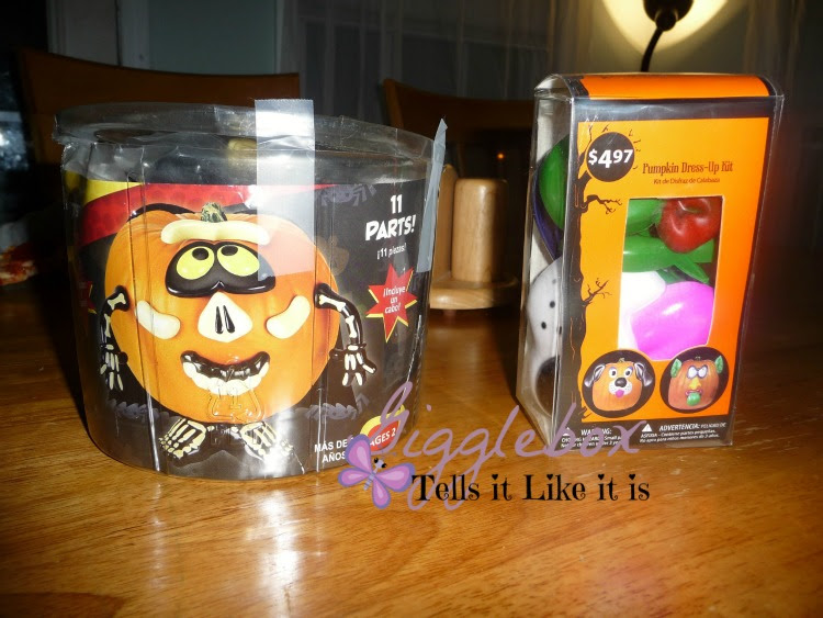 An Awesome Alternative Way To Let Small Children Have A Cool Looking Pumpkin For