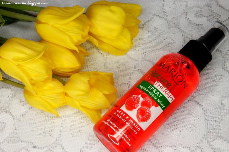 Marion Nature Therapy Spray regenerujący włosy
