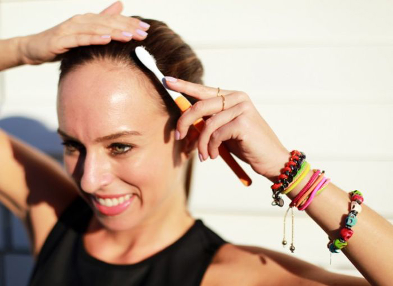Super Easy Hair Hacks that Will Get You Out the Door Faster