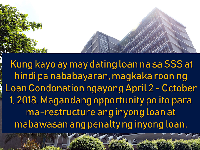 It is important that we secure our future not only for our own sake but for those who depend on us. If we cannot afford to buy private insurance policies, the government can help us to have it through the Social Security System (SSS). Local employees, businessmen, entrepreneurs, private individuals, and even overseas Filipino workers (OFW) can be a voluntary member. And as a member, it is important to know how being an SSS member could be advantageous to us. We have to know what benefits can we get and how can we avail it.  Advertisement         Sponsored Links      Here are more points that you should know if you are a voluntary member of SSS:   Members of SSS whom their payment of contributions has stopped due to lack of work or termination, they can still continue with their contributions as voluntary members.  There is no need to register anew or get a new SS number. You can use your existing SS number and pay for the current quarter. No need to pay for the previous years.    Remember the deadline for payment for your SSS contributions as a voluntary member. To know your deadline, you should refer to the last digit of your SS number.  -—If the last digit of your SS number is 1or 2, your deadline is on every 10th of the month.  —3 or 4, every 15th of the month  —5 or 6, every 20th of the month  —7 or 8, every 25th of the month  —9 or 0, every end of the month    You can access your SSS record online. You can go to their website and you may need to provide the receipt from your last payment. If you still don't have an SSS online account, it will take 24 hours to activate it.  SSS online can provide information about your contributions or loan status if you have any and how much contributions you already have.    Important digits that you need to remember for your qualification in SSS benefits and programs:    36 months of contributions to qualify for loans with consistent payments for the previous 6 months.    120 months minimum contributions to have a pension. Th