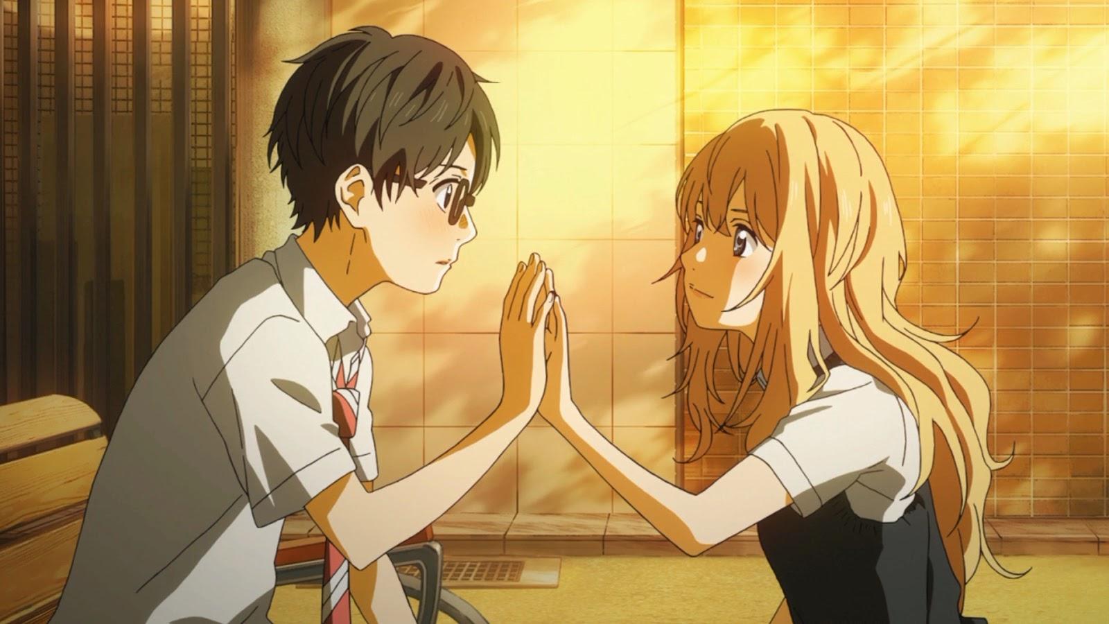 Shigatsu Wa Kimi No Uso Adalah Anime Romance Terbaik Tahun 2014 Bahwa Pengarang One Piece Oda Sensei Memuji Manga Dari Ini Yang Disuguhkan Dengan