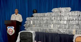 Ligan un jefe Interpol coca traen de Venezuela