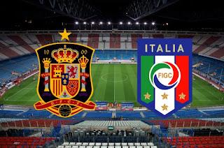 موعد وتوقيت مباراة إيطاليا وأسبانيا فى تصفيات كاس العالم لأوروبا Italy VS Spain