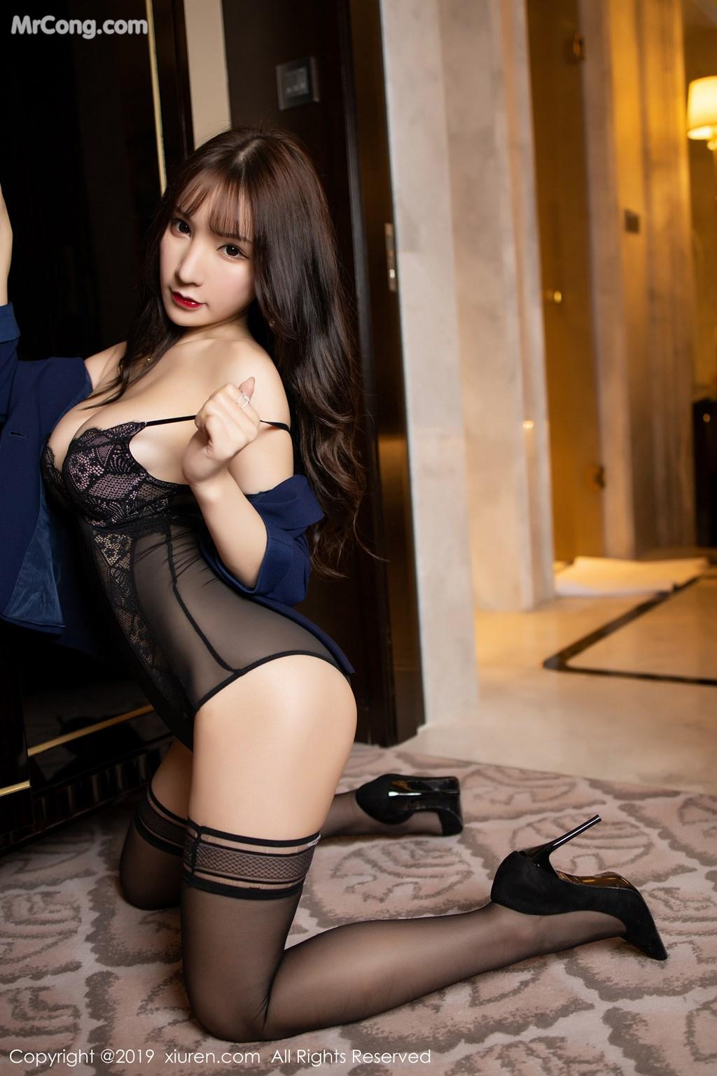 Image XIUREN-No.1680-Zhou-Yuxi-Sandy-MrCong.com-031 in post XIUREN No.1680: Zhou Yuxi (周于希Sandy) (57 ảnh)