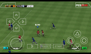Download PES 2015 PPSSPP Iso