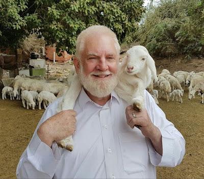 Samuel Earle Shropshire Seorang Pastur Amerika Jadi Mualaf