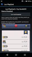 Leoplay Card APK-Screenshoot