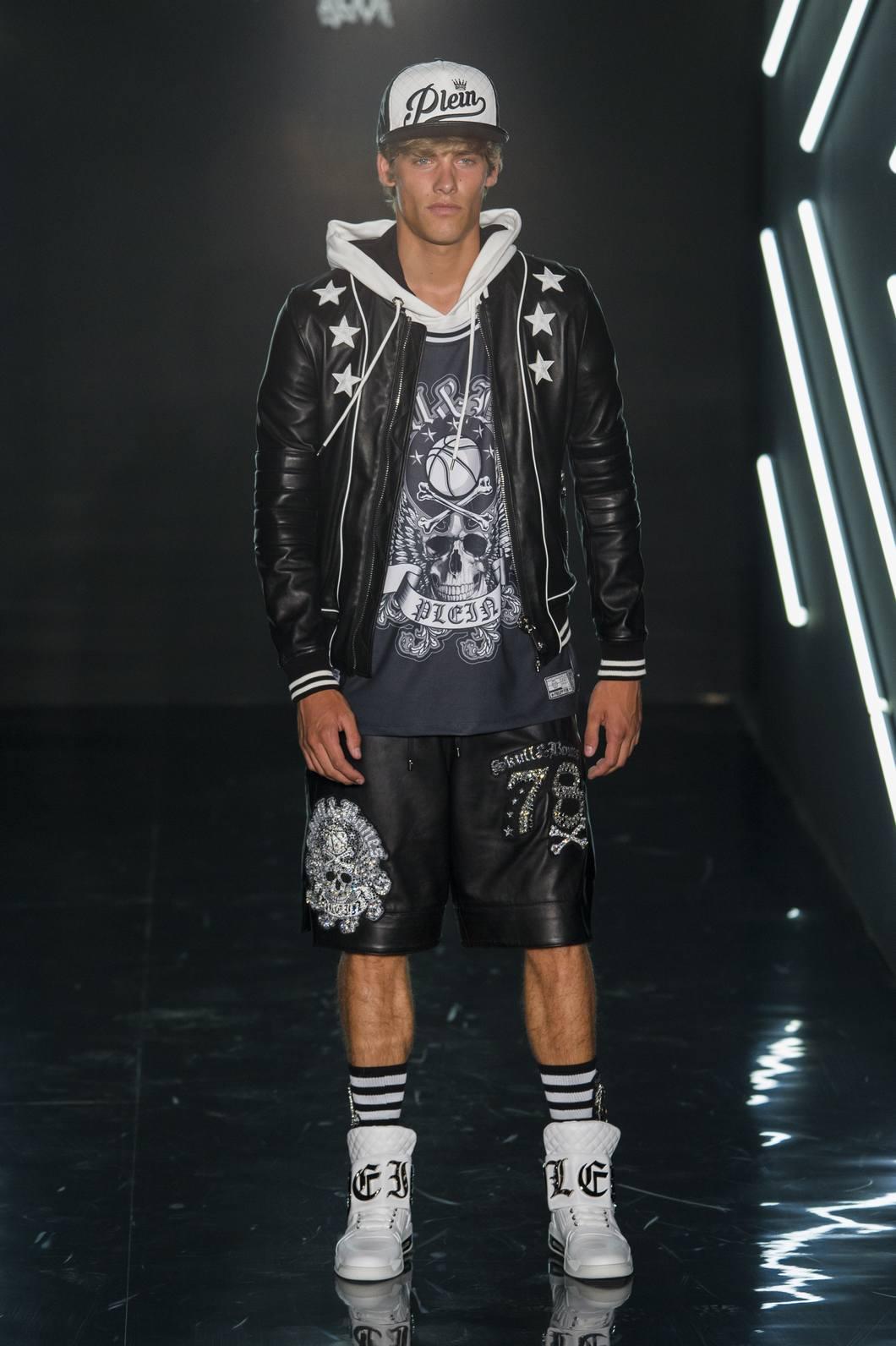 Philipp Plein Spring Summer 2017 Milan Fashion Week Mfw