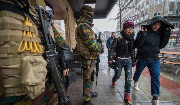 Η τρομοκρατία κομμάτι της καθημερινότητας στο Βέλγιο