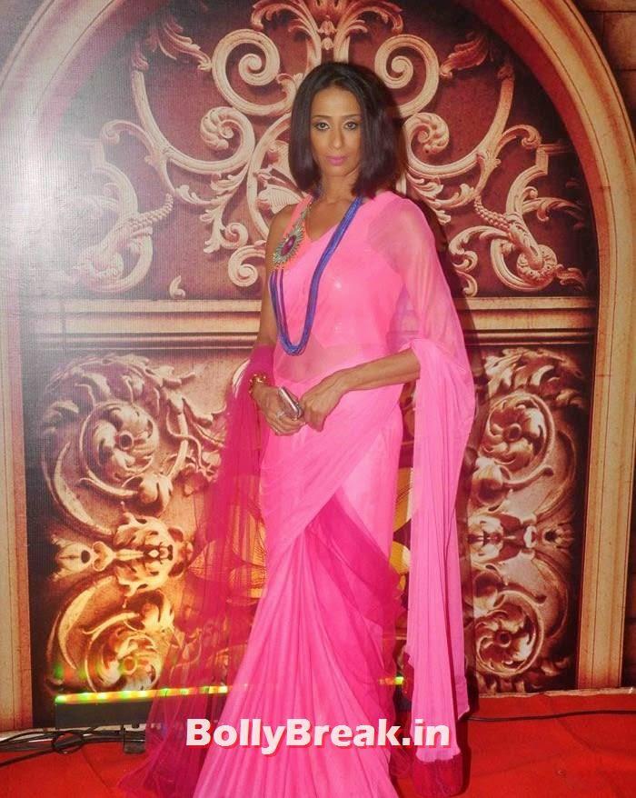 Achint Kaur, Zee Rishtey Awards 2014 Photo Gallery