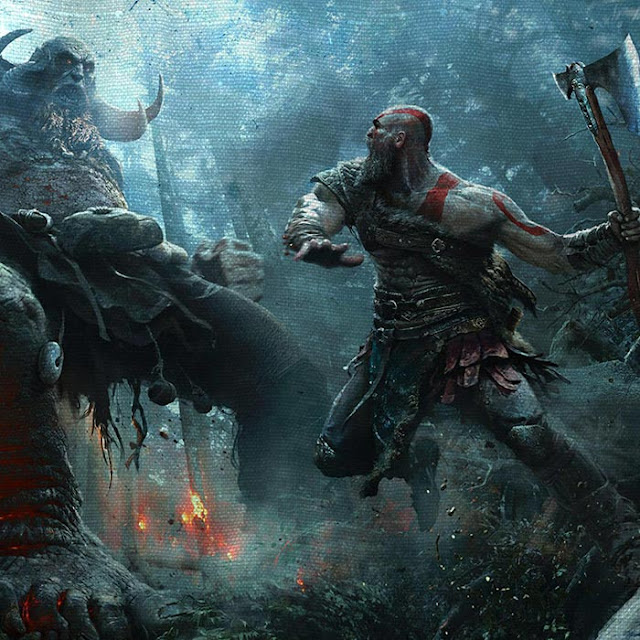 God of War Wallpaper Engine