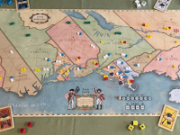 Revolution! Board Game Review